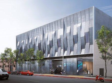 BCN CLS building